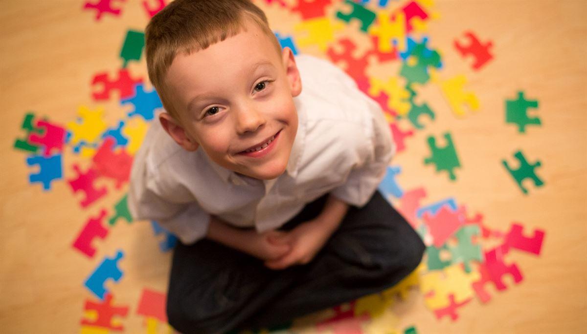 Фото ребенка аутизма у детей