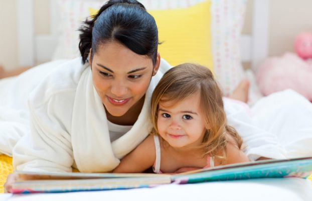 mom-reading-to-her-daughter