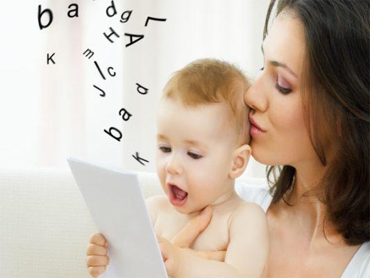 baby-talking