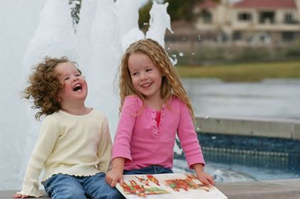 girls-playing-outside