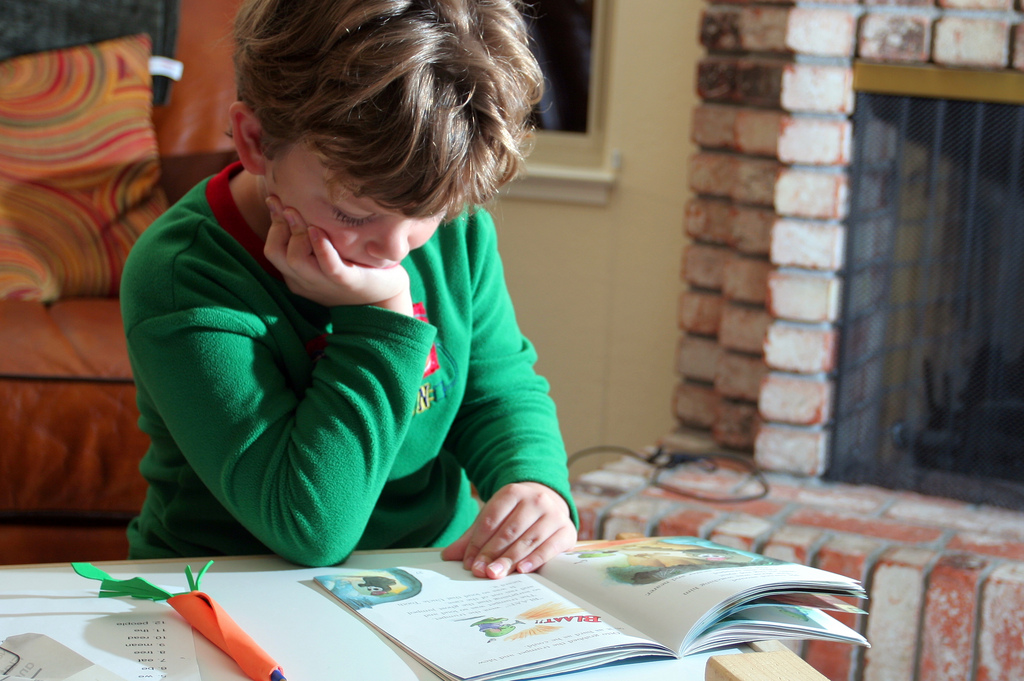 boy-reading-at-home